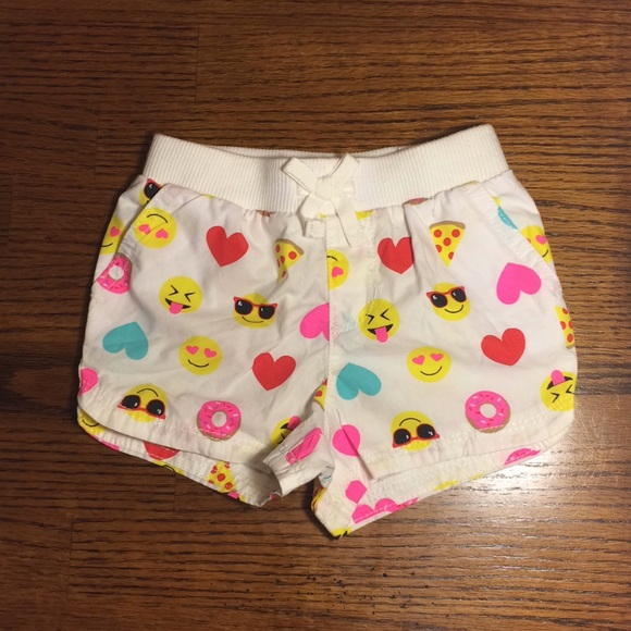 NWT Children Place Baby Stretch Waist Knit Short Pants